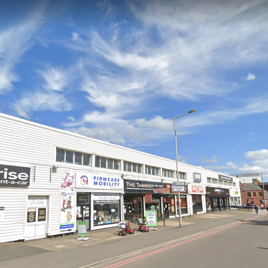 Approx 30,000 sqft town centre multi-let offering with covenants including Pizza Hut, Subway, Kutchenhaus and Enterprise Rent-A-Car.